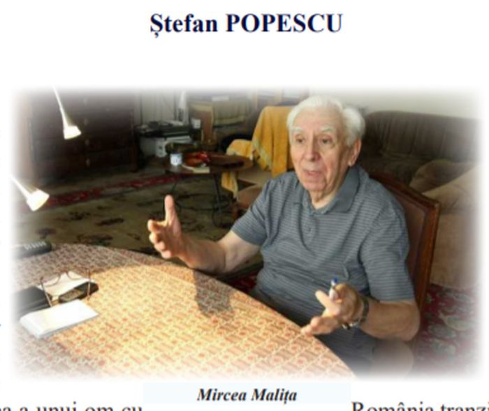 MIRCEA MALIŢA (1927-2018) – O viaţă dedicată României