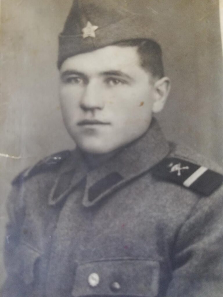 Alexandru Cuc - Militar