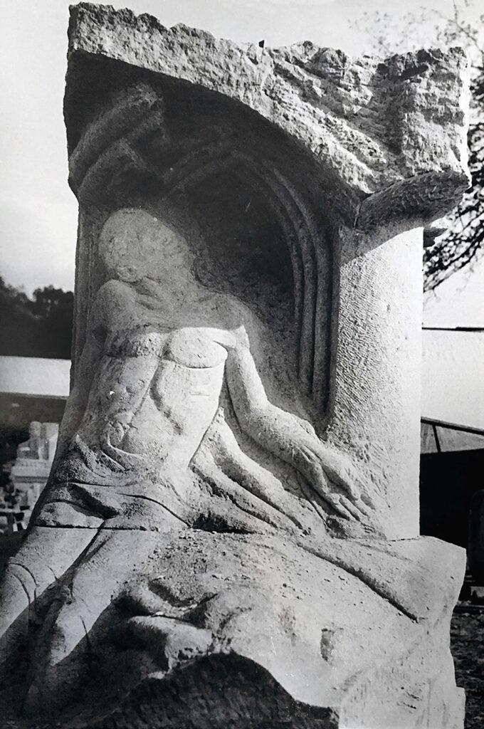 Anton Rațiu - 1987, Berlin - Germania piatră