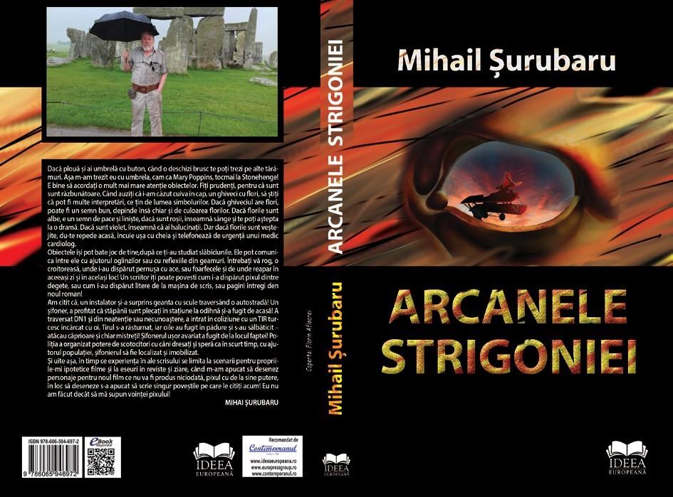 Mihail Șurubaru - Arcanele Strigoniei