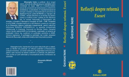 Gheorghe INDRE – REFLECȚII DESPRE REFORMĂ